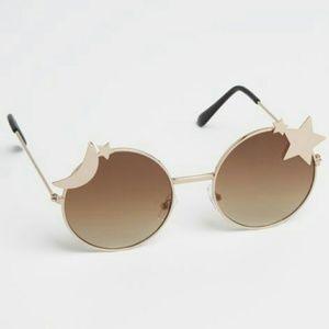 Gold Celestial Sunglasses